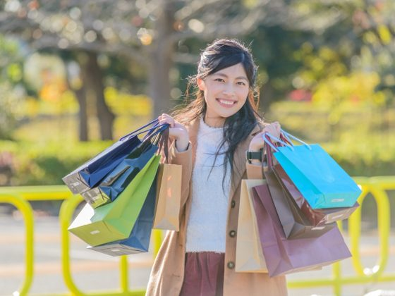 買い物の付き添い