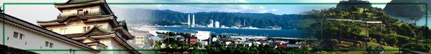 ラーメンだけでなく、和歌山市内の観光名所もご案内いたします。